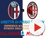 Serie A: 15ma giornata chiude la partita Bologna - Milan