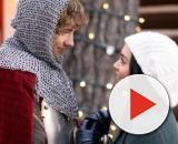 Vanessa Hudgens estrela o natalino 'Um passado de presente'. (Divulgação/Netflix)