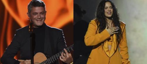 Alejandro Sanz podría llevar a cabo un dueto con Rosalía