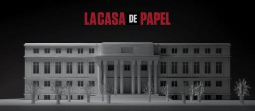 La casa di carta 4 su Netflix dal 3 aprile 2020.