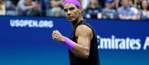 Rafa Nadal, protagonista assoluto della stagione 2019