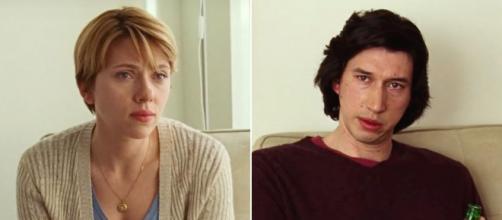 Scarlett Johansson e Adam brilham em 'História de um casamento'. (Reprodução/Netflix )