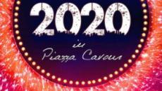 Barberino del Mugello, martedì 31 dicembre festa di Capodanno in Piazza Cavour