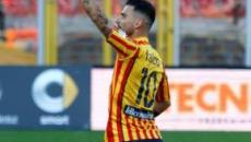 Serie A: Falco, gol e assist, tiene a galla il Lecce contro il Genoa