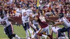 Week 14 fantasy stars who were mostly unowned, including Mitchell Trubisky