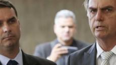 Bolsonaro desconfia de conspiração envolvendo seu filho Flávio, segundo colunista