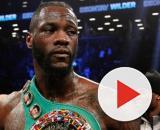 Deontay Wilder sarà ospite della Roma Boxing Week il prossimo 13 dicembre