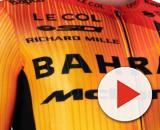 La nuova maglia del Team Bahrain McLaren