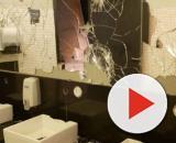 Mineirão foi alvo de destruição e vandalismo. (Reprodução/Twitter/@mineirao)
