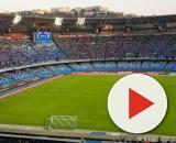 Stadio San Paolo di Napoli, Fuorigrotta.