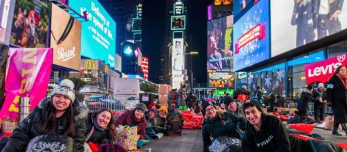 Big Sleep out: l'iniziativa per migliorare la vita dei clochard di tutto il mondo