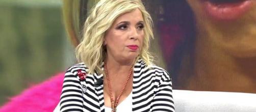 Carmen Borrego explica la traición de Antonio David hacia ella