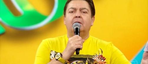 Faustão citou colega - Foto: Reprodução/Globo