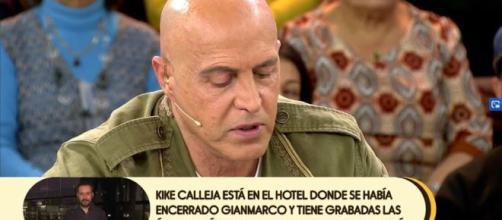 Kiko Matamoros se arrepiente de haber nombrado a Cayetano Rivera