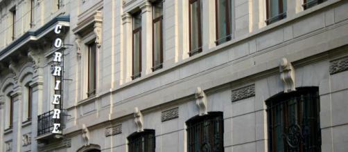 Milano - Sede del Corriere della Sera