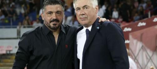 Ribaltone Napoli: via Ancelotti e dentro Gattuso?