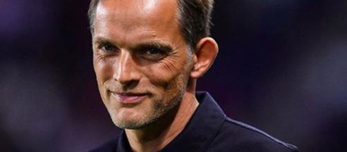 Thomas Tuchel, entraîneur du PSG. Credit: Instagram/ PSG