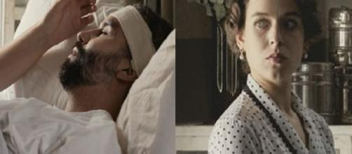 Una Vita, spoiler spagnoli: Felipe finisce in ospedale, Genoveva accusa Ursula