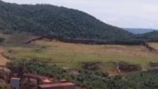 Vídeo mostra momento exato de rompimento da barragem em Brumadinho