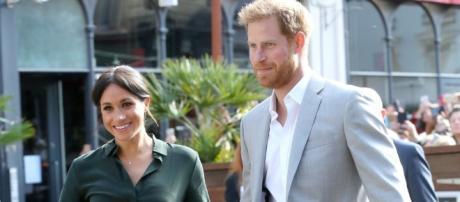El primer San Valentín que viven de casados el príncipe Harry y Meghan y estarán separados