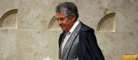 Marco Aurélio pede prosseguimento nas investigações contra Flávio Bolsonaro (Antônio Cruz/Agência Brasil)
