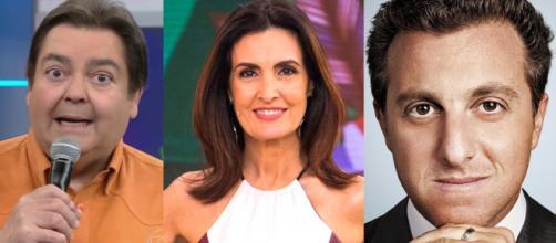 Eles faturam alto na Globo (Foto - Reprodução)