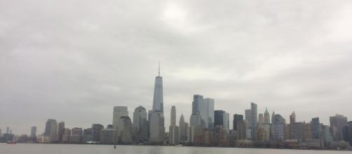 Linha do horizonte de Nova York (Fonte da imagem: pinterest.com)