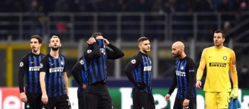 L'Inter eliminata dalla Coppa Italia