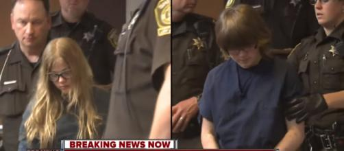Morgan Geyser set to appeal her sentence for the Slender Man stabbing. [Image Credit: TODAY TMJ4 - YouTube]