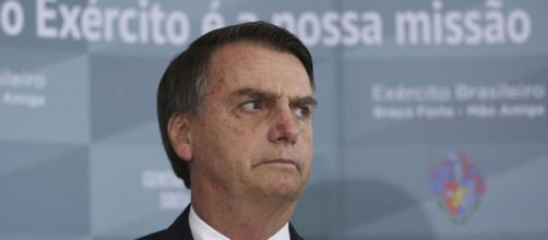 Primeiro mês do governo Bolsonaro é marcado por vaivéns. Foto: José Cruz/Agência Brasil.