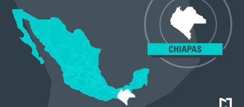 Se registra sismo de magnitud 6,5 en Chiapas. - televisa.com