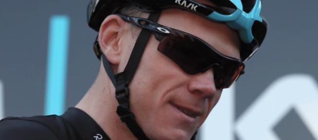 Chris Froome, quattro volte vincitore del Tour de France