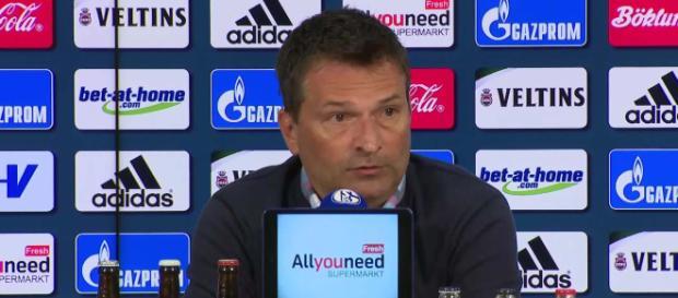 Heidel: Es gab viele Gerüchte, da waren skurrile Geschichten dabei.   Fußball ... - sky.de