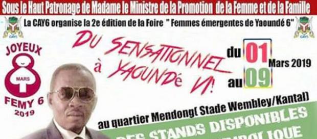 Le FEMY de Yaoundé 6 (c) Virginie Nga