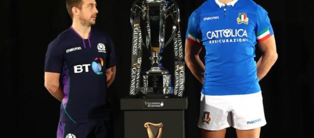 Sei Nazioni 2019: Scozia-Italia in diretta su DMAX