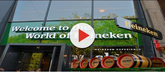 Cervejaria Heineken seleciona trainees para trabalhar no exterior
