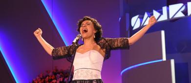 Io sono Mia, il film con Serena Rossi in tv martedì su Raiuno e in streaming su Raiplay