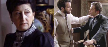 Una Vita, anticipazioni: Ursula augura la morte a Diego e Samuel Alday