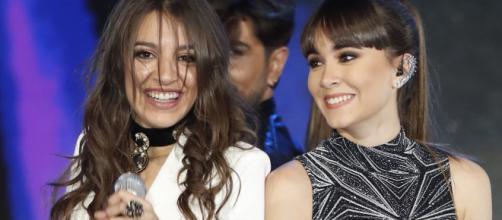 Aitana y Ana Guerra estarían enemistadas - bekia.es