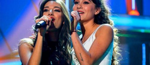 "Aitana y Ana Guerra reflexionan sobre Chico malo: ""No nos veíamos ... - eurovision-spain.com"