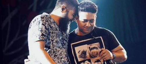 Henrique e Juliano lamentam morte de funcionário (Reprodução Instagram)