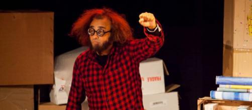 Mario Zamma in scena con lo spettacolo 'Sbussolati'