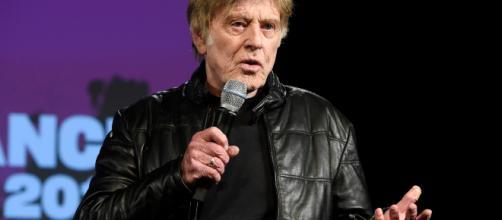 Robert Redford en una de las ediciones de su festival de cine de Sundance, gran defensor del cine independiente.