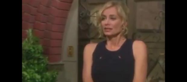 Eileen Davidson open to returning to 'Y&R.' - [Trend Street / YouTube screencap]