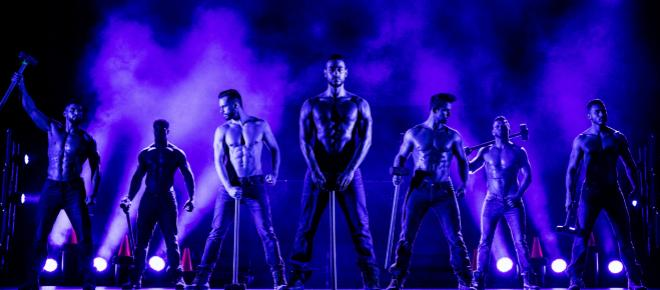 The Chippendales bring Let's Misbehave Tour to The Paramount on Long Island