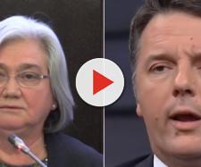 Rosy Bindi non ha parole tenere nei confronti di Matteo Renzi