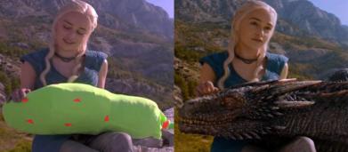 5 cenas de filmes e séries famosas antes e depois dos efeitos especiais