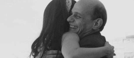 Boechat e Veruska eram casados desde 2005. (Foto Reprodução / Instagram)