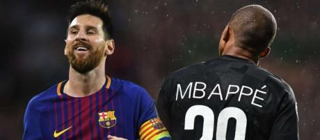 Mercato PSG : le Barça vise Mbappé pour l'après-Messi