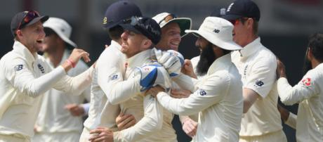 West Indies vs England 3rd Test Live streaming (Image via ICC/Twitter)
